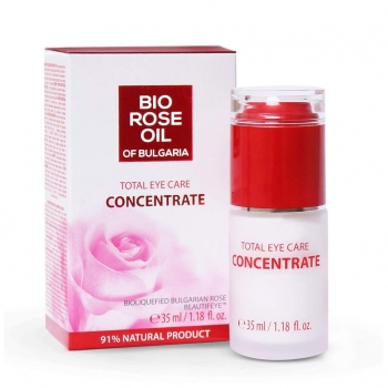 Bio Rose Total Eye Care Concentrate, 35 ml