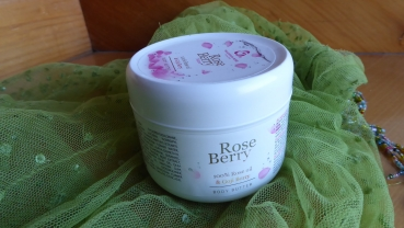 Body Butter Rose Berry, 240 ml