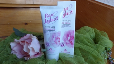 Handcreme Rose Joghurt, 75 ml