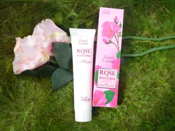 Handcreme Rose of Bulgaria, 75 ml